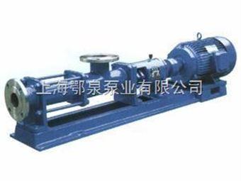 FG耐腐蚀化工螺杆泵