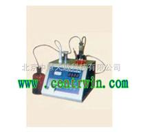 全自動水份測定儀型號:SHGKF-1D