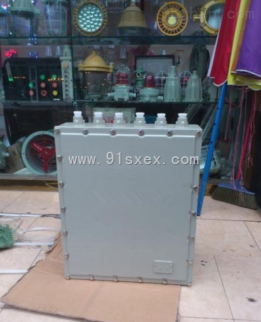 压铸铝防爆接线箱,非标焊接防爆箱厂家
