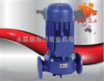 25ISG5-30型防爆管道增壓泵結構圖