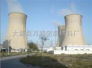 昌江电厂吸收塔防腐材料施工队