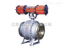 Q647H-16P\Q647H-25P不鏽鋼固定式氣動球閥