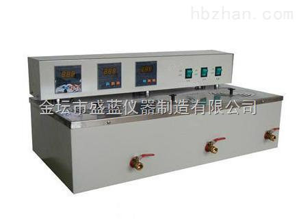 HH-W420三孔恒温水浴锅