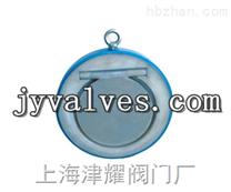 对夹式衬氟止回阀H74F46-10C