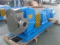 污泥泵,污水泵,不锈钢污泥输送泵,污水处理转子泵,转子输送泵