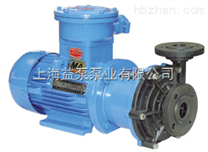 卧式工程塑料磁力泵/磁力驱动泵