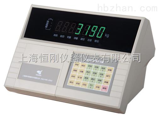 安庆市XK3190-A24J3地磅显示器