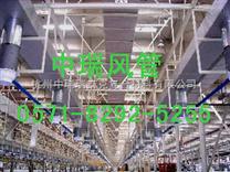 酚醛复合风管相比传统风管的经济优势