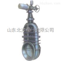 Z945T、Z945W 型 PN6、PN10 型鑄鐵電動暗杆楔式閘閥