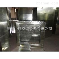 加工定制抗压强度强的新式镀锌板风管