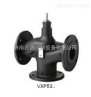 VXF53系列西门子三通法兰座阀