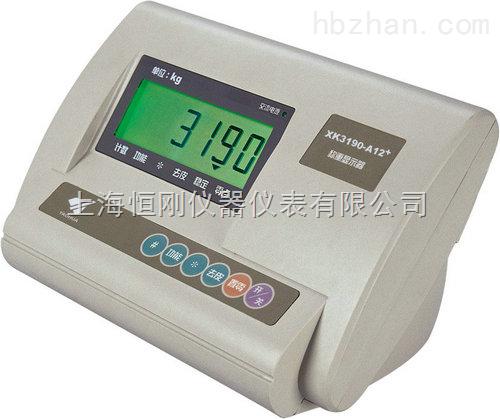 浙江XK3190-A24J3地磅显示器