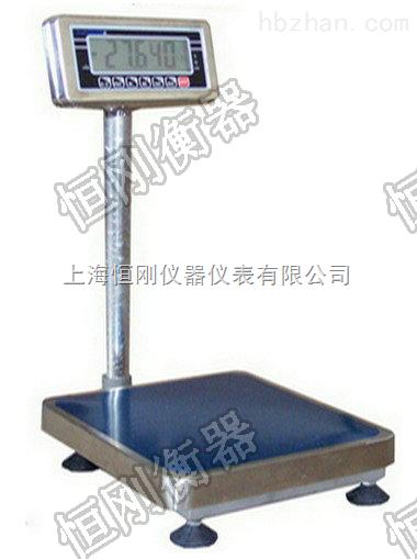 XK3190-A1+P100公斤不锈钢电子台称