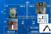 DOP/PAO高效过滤器检漏仪