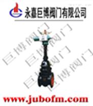 Z941T、Z941W、Z941H 型铁制电动楔式闸阀