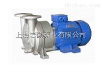 2BV型水环式真空泵【产品概括及选型】