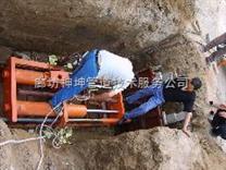 青海夯管锤铺管施工工程    顶管盾构施工报价