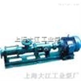 螺杆泵G型单螺杆泵