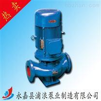 管道泵,ISG单级单吸立式管道泵