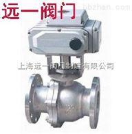 中国著名商标Q941F电动球閥