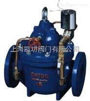 600X型水力电动控制阀-上海凯功阀门厂家