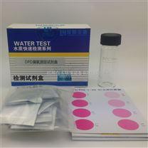 DPD臭氧检测试剂盒 快速比色管  纯净水残留