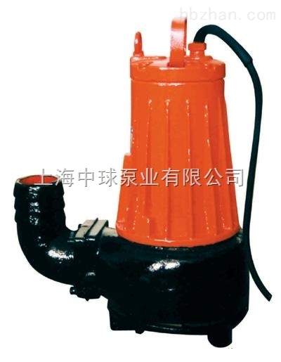 AS\AV型无堵塞潜水排污泵