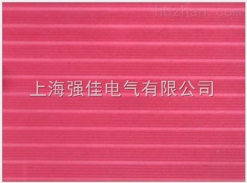 配电室红色5KV绝缘胶垫