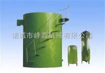 辅流式气浮机_污水处理设备