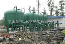 长春井水除铁锰设备地下水处理设备