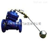 上海双高遥控浮球阀厂家、原理、图片