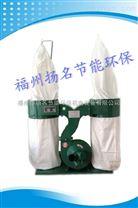 厂家直销木工四桶小型移动式工业布袋吸尘器除尘器集尘器吸尘机