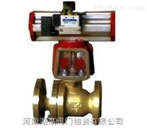 QY641F氧气气动球阀