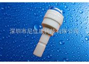 厂家直销直通硬插净水器配件纯水机配件快速接头