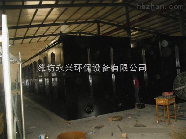 宁波医院污水处理设备反应原理
