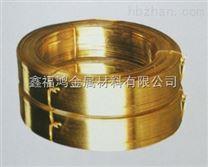 进口易车削纯铜ECU-57纯铜长条板材ECU-57高硬度纯铜