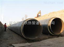 河南平顶山聚氨酯防腐直埋保温管生产与销售