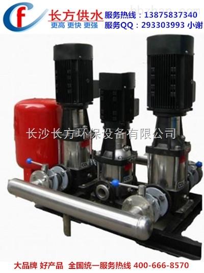 安庆全自动无塔供水设备