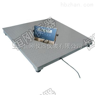 上海耀华10吨防爆小地磅口碑营销