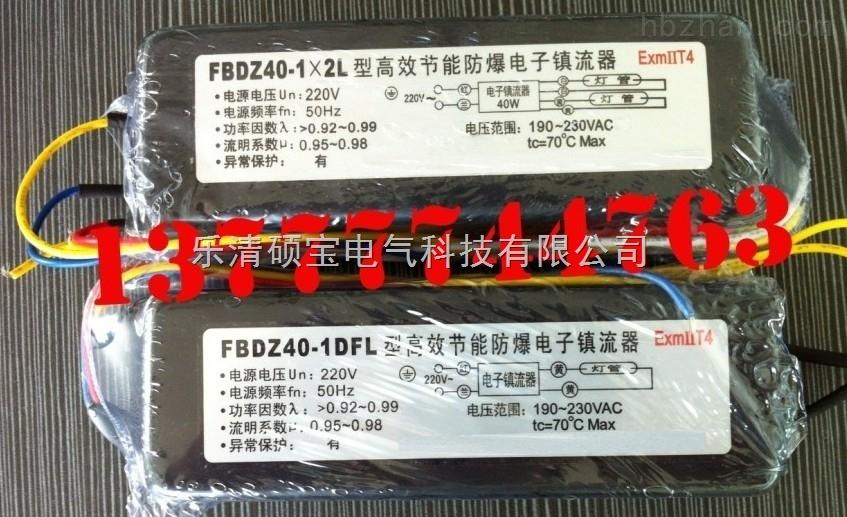 FBDZ40-1X2L型高效节能防爆电子镇流器