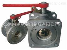 Q41F-4L铝合金槽车球阀