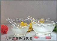 北京玻璃研钵90mm型原理