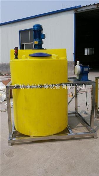 甘肃二氧化氯发生器厂家工艺图