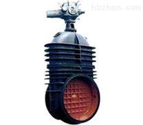 鑄鐵電動暗杆軟密封閘閥