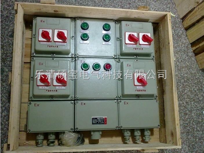 防爆配电箱 BXD51防爆动力配电箱