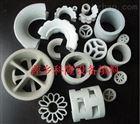 DN25mm化工填料陶瓷环加工 高效型陶瓷矩鞍环