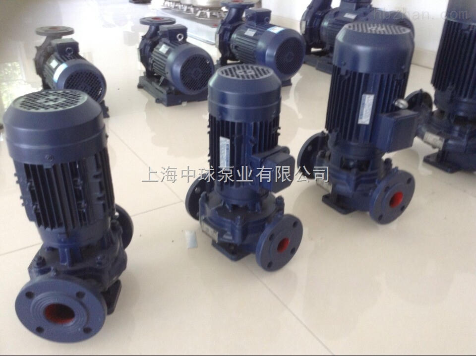 IRG80-250B热水管道离心泵