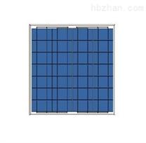 单晶硅太阳能光伏组件(50W12V)