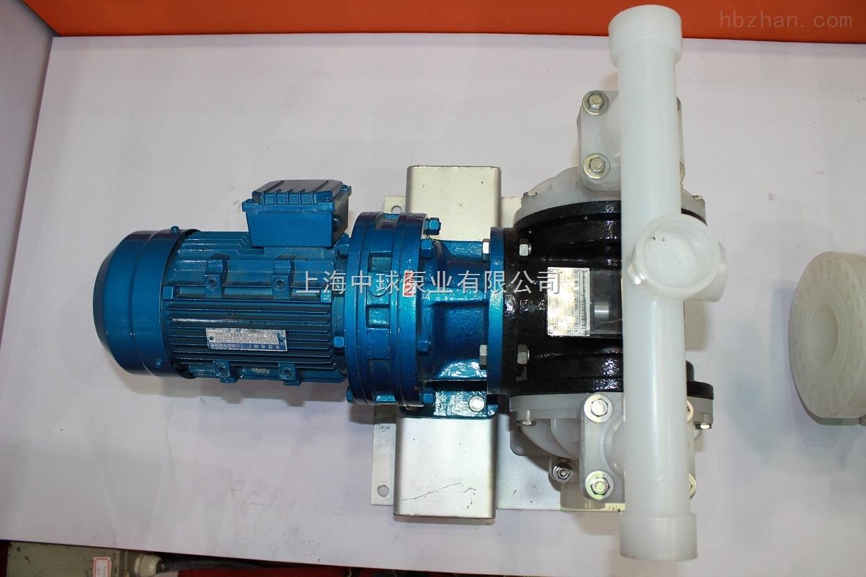 塑料电动隔膜泵