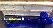 G30-1食品级不锈钢防爆单螺杆泵